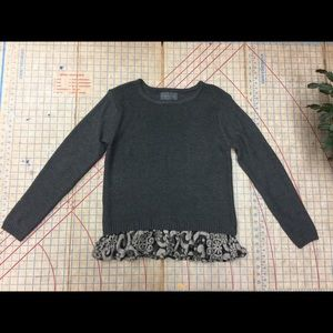 Anthropologie Sunday's in Brooklyn sweater small